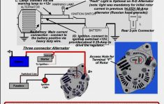 Testing A Gm 3 Wire Alternator – Wiring Diagram Description – Gm 3 Wire Alternator Wiring Diagram
