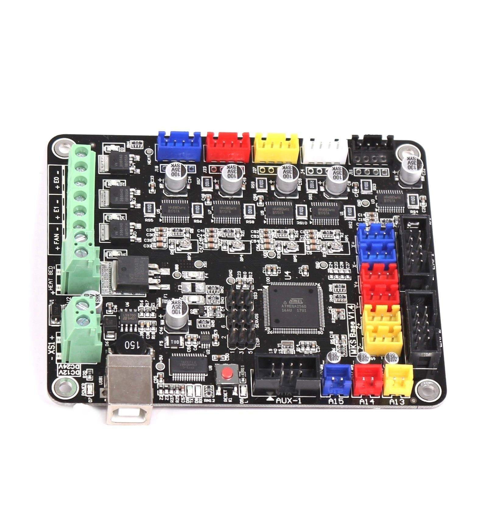 Tevo Tarantula Motherboard Mks Base V1.4 | 3D Printing - Tevo Tarantula Wiring Diagram