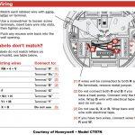Thermostat Honeywell Rthl2510C Wiring Diagram | Wiring Diagram   Honeywell Chronotherm Iii Wiring Diagram