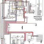 Thesamba :: Type 1 Wiring Diagrams   Vw Wiring Diagram