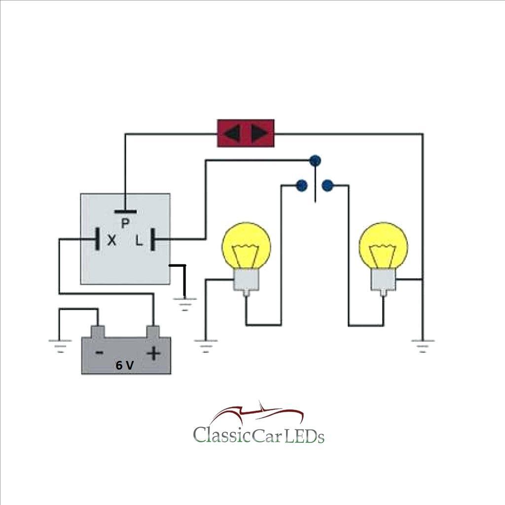 Three Pin Led Flasher Wiring Diagram - Design Of Electrical Circuit - 2 Pin Flasher Relay Wiring Diagram