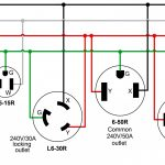 Three Receptacle Wiring | Wiring Diagram   Dryer Plug Wiring Diagram