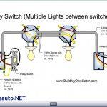 Three Way Light Switch Light Wiring Diagram For Two   Simple Wiring   3 Way Light Switch Wiring Diagram Multiple Lights
