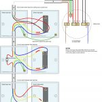 Three Way Light Switching Circuit Diagram (Old Cable Colours   Three Way Light Switch Wiring Diagram