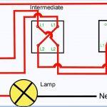 Three Way Light Switching | Intermediate Switch   Youtube   Wiring Diagram For 3 Way Switch
