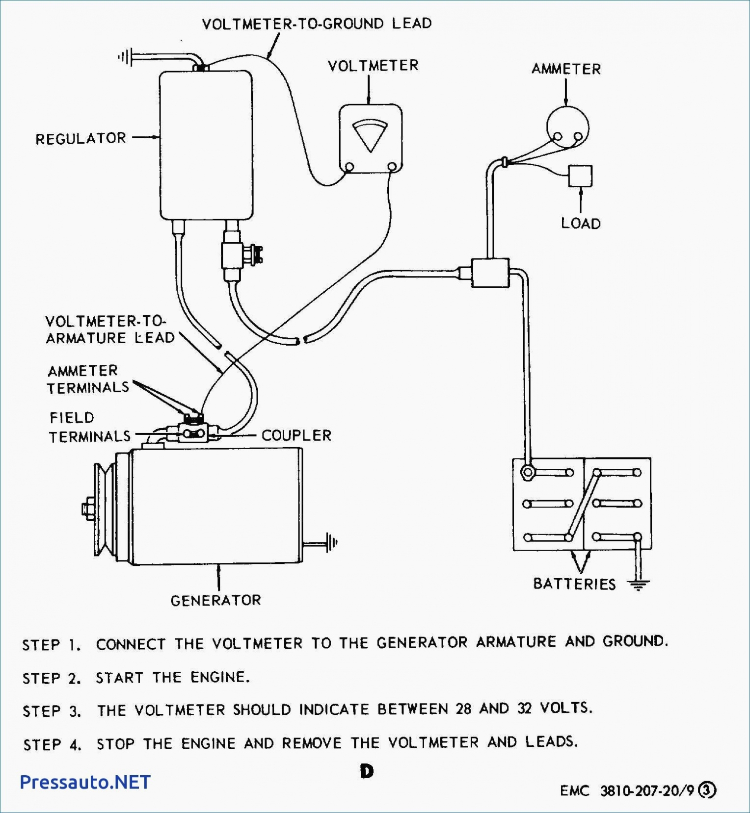 Three Wire Alternator Wiring Diagram Gm Valid Gm Alternator Wiring - Gm Alternator Wiring Diagram Internal Regulator