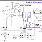 Three Wire Gm Alternator Wiring | Wiring Diagram   Gm 4 Wire Alternator Wiring Diagram