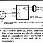 Three Wire Thermostat Diagram   Wiring Diagrams Hubs   Honeywell Thermostat Wiring Diagram 3 Wire