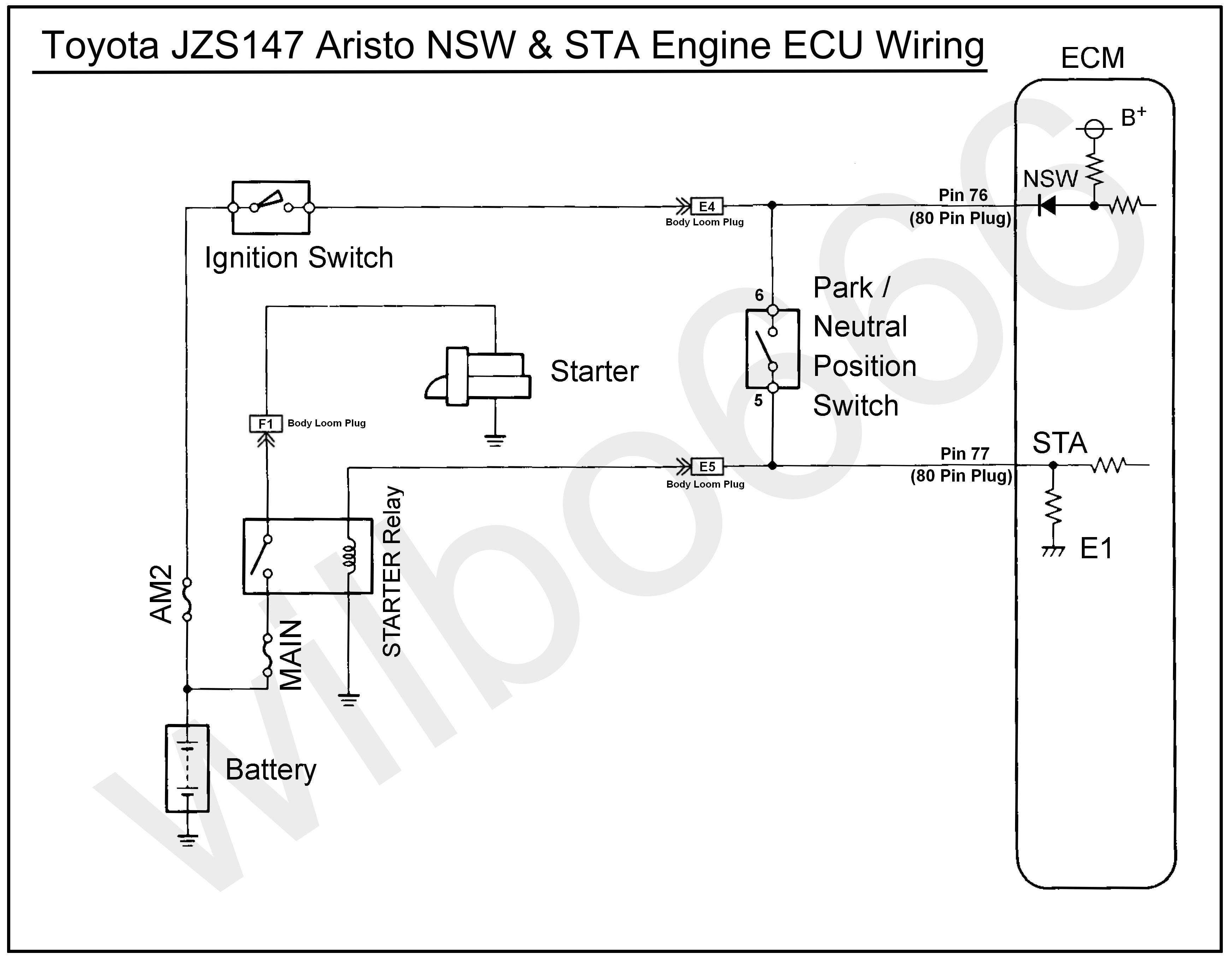 Toyota Igniter Wiring Diagram | Wiring Library - Toyota Igniter Wiring Diagram