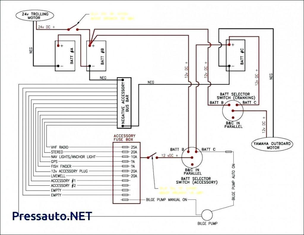 Tracker Boat Wiring Diagram