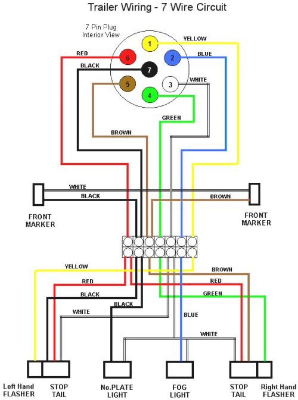 Trailer Hitch Wiring Diagram In Trailer Hitch Wiring Diagram Trailer - Trailer Hitch Wiring Diagram