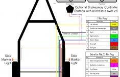 Trailer Connector Wiring Diagram 7-Way