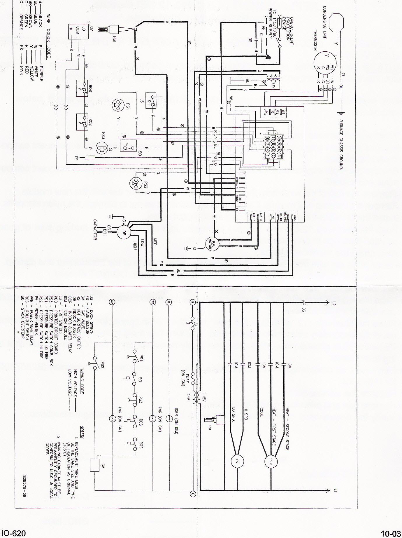 Trane Hvac System Wiring Diagram - Wiring Diagram Explained - Trane Voyager Wiring Diagram