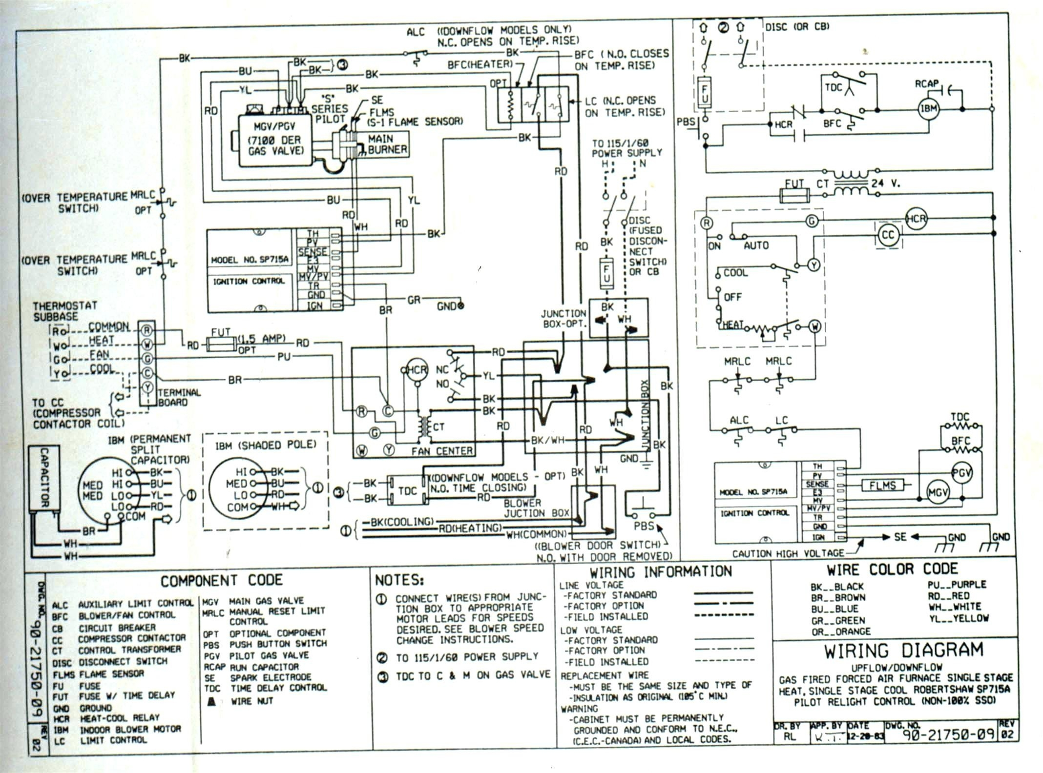 Trane Voyager Wiring Diagram | Best Wiring Library - Trane Thermostat Wiring Diagram