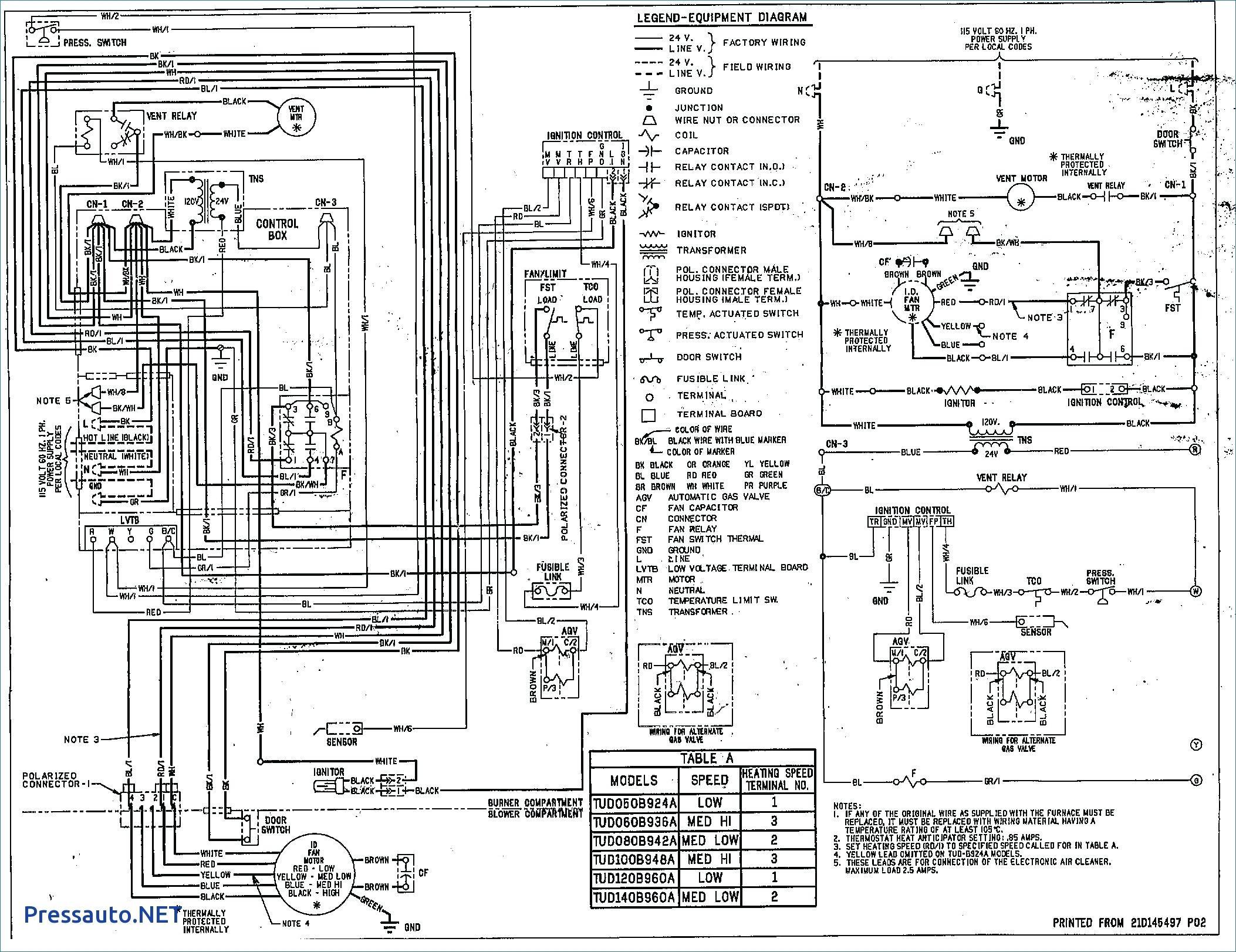 Trane Wiring Diagrams - Wiring Diagrams Hubs - Trane Thermostat Wiring Diagram