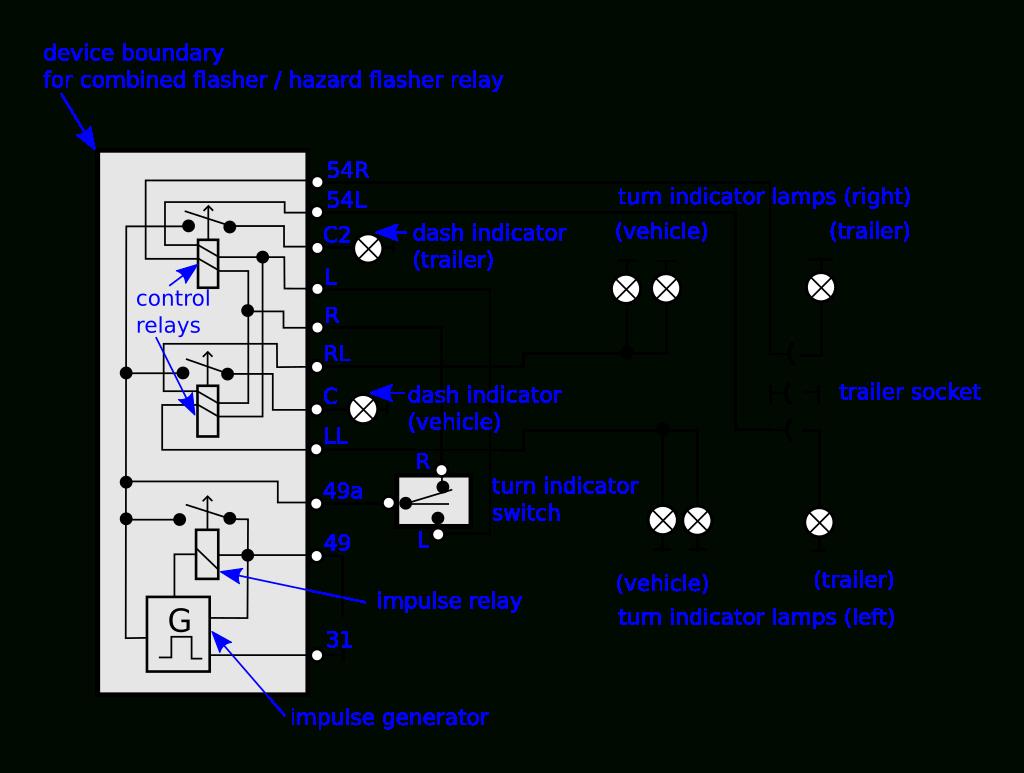 Turn Signal Flasher Diagram - Wiring Diagrams Hubs - Turn Signal Flasher Wiring Diagram
