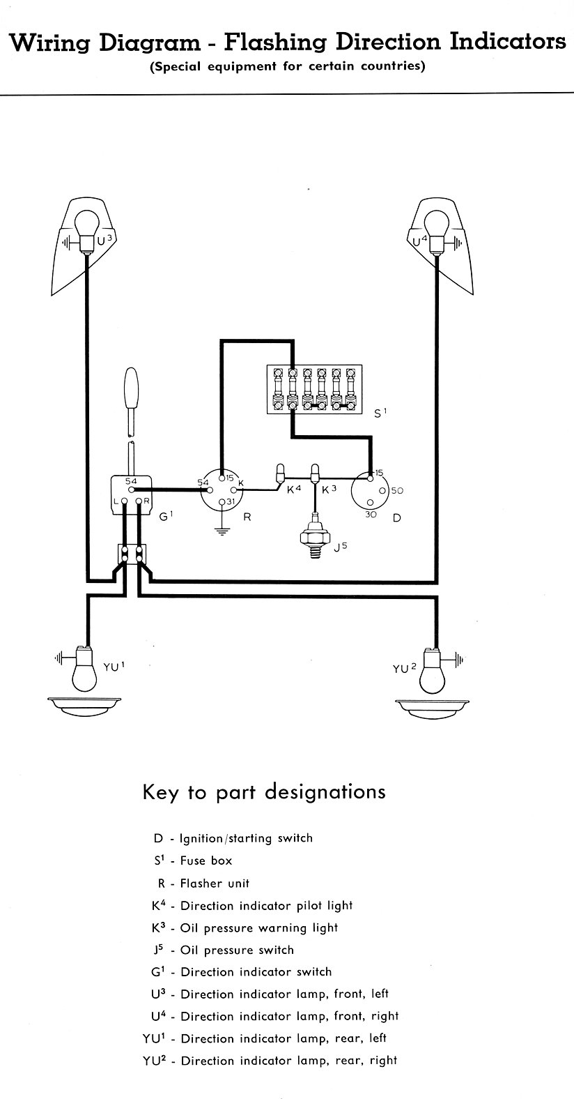 Turn Signal Wiring Diagram - Schema Wiring Diagram - Turn Signal Switch Wiring Diagram
