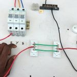 Two Way Switch Connection Type 1   Electrical Videos In Tamil ,two   Two Way Switch Wiring Diagram