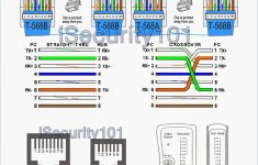 Network Cable Wiring Diagram