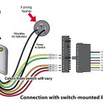 Universal Bolt On Turn Signal Switch Wiring   Youtube   Universal Turn Signal Switch Wiring Diagram