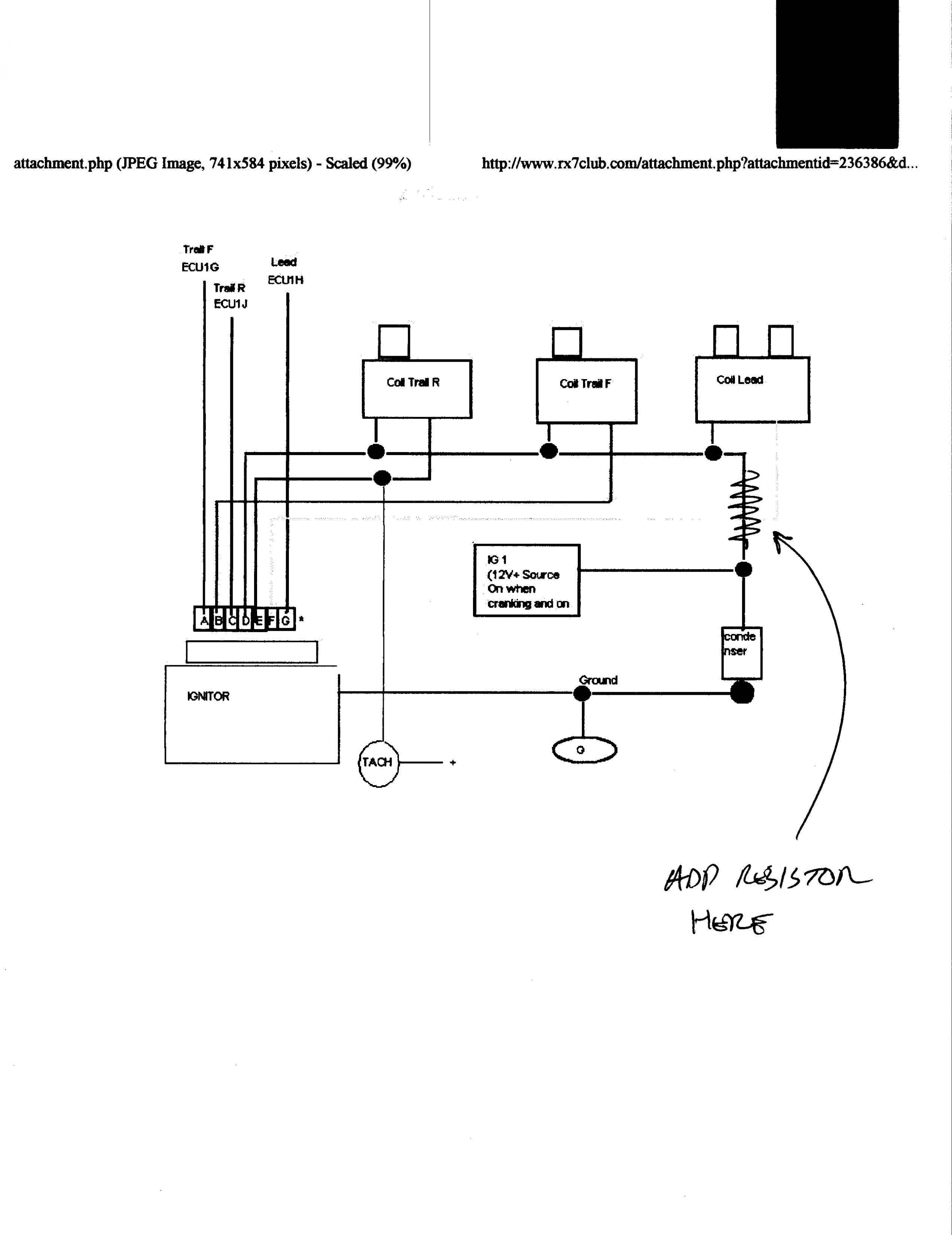 Universal Ignition Switch Wiring Diagram – 3 Position Ignition - 3 Position Ignition Switch Wiring Diagram