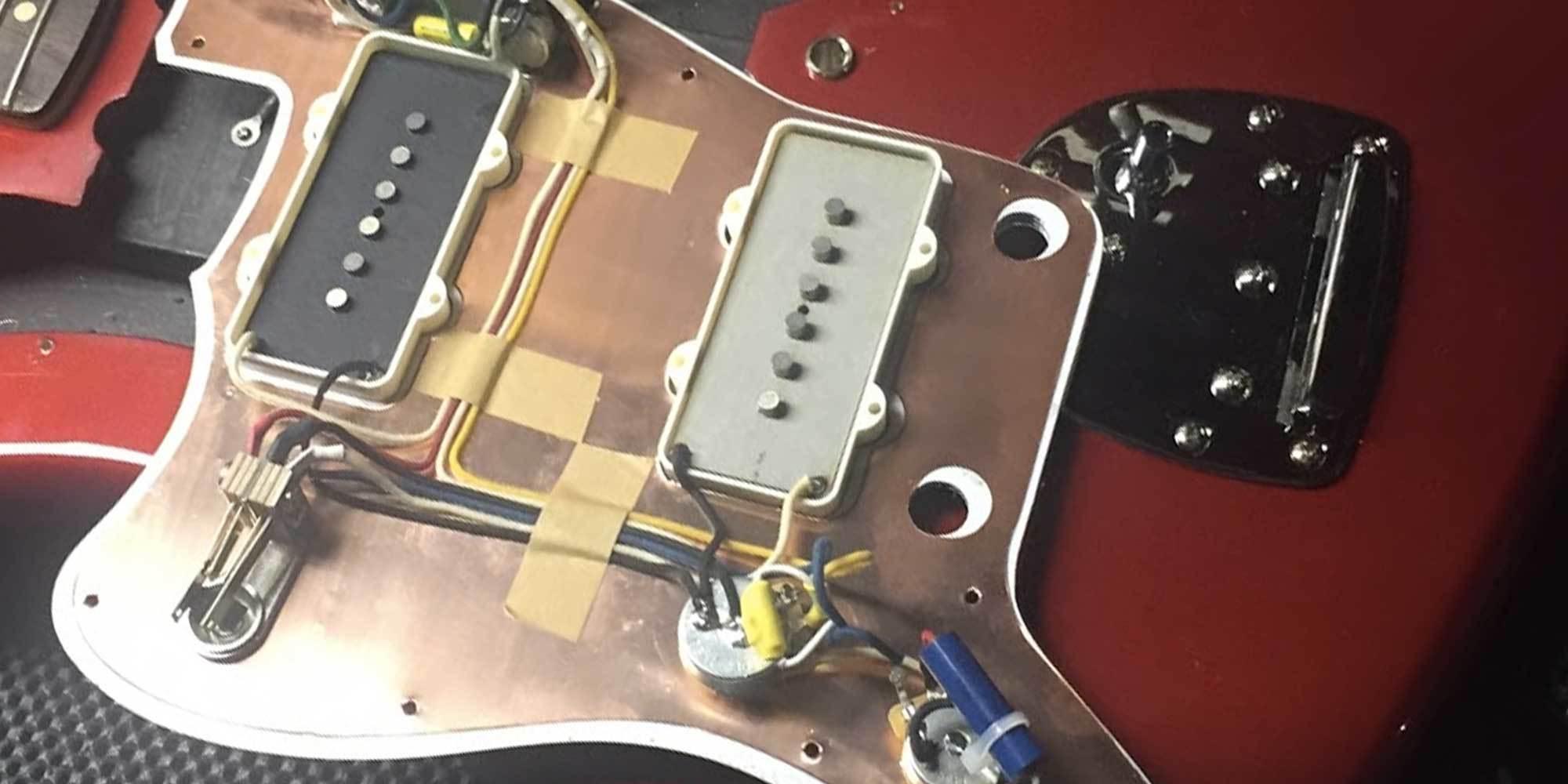Upgrading Jazzmaster Electronics: Unleash The Potential | Reverb News - Jazzmaster Wiring Diagram