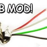 Usb Cord Modding, Extending, Splicing   Youtube   Micro Usb To Hdmi Wiring Diagram