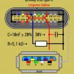 Usb Type C. Коротко И Ясно | Elektronyk In 2019 | Pinterest   Usb Wiring Diagram