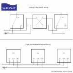 Varilight Wiring Diagrams   3 Way Switching Wiring Diagram