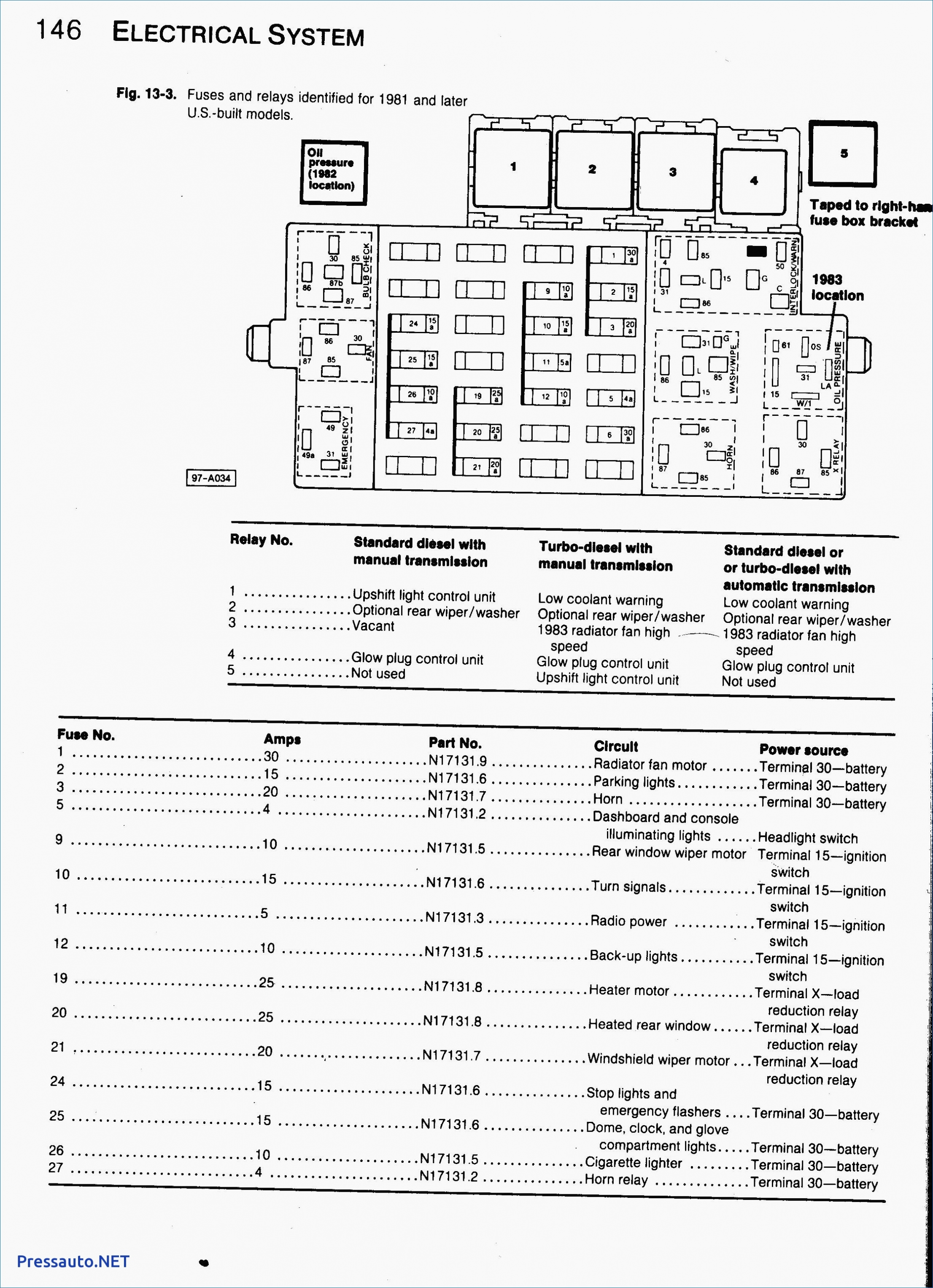 Ve Bug Fuse Box - Wiring Diagram Name - Breaker Box Wiring Diagram
