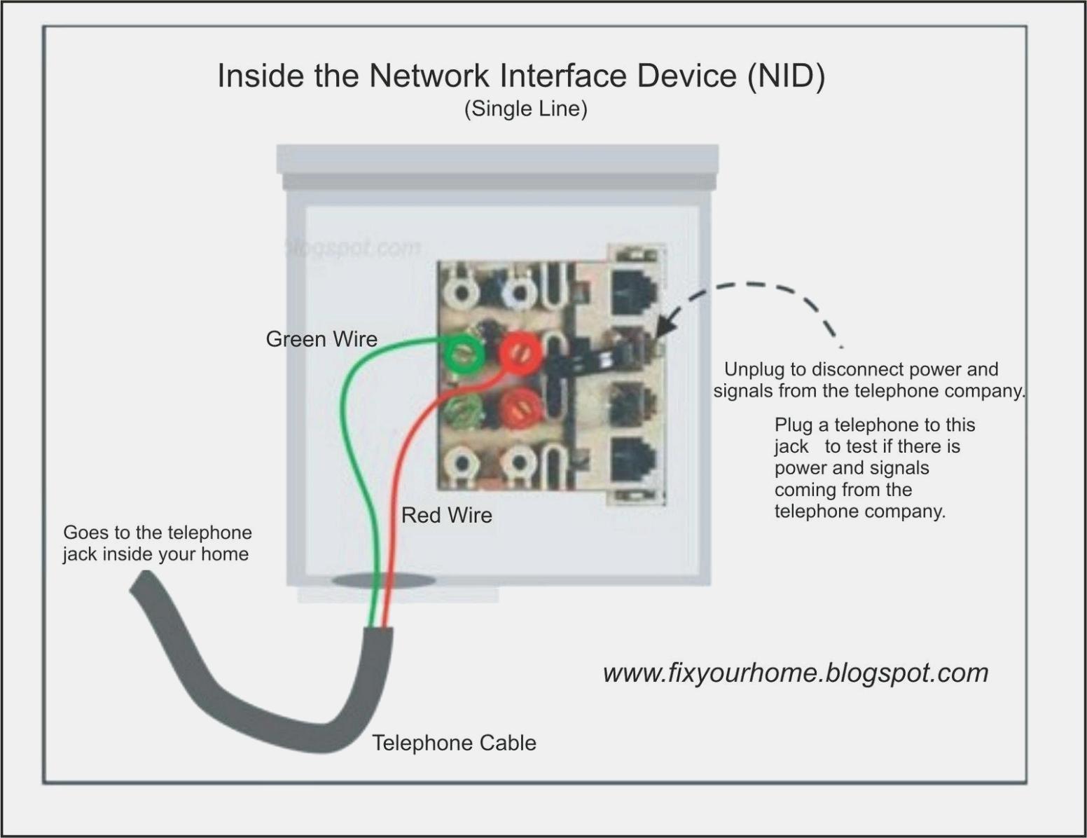 Verizon Fios Wiring Diagram | Manual E-Books - Fios Wiring Diagram