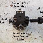 Vintage Lighting Parts   Democraciaejustica   Light Socket Wiring Diagram