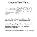 Vintage Versus Modern Telecaster Wiring   Proaudioland Musician News   Fender Telecaster Wiring Diagram