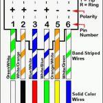 Voice Grade Jack Wiring Standard   Wiring Diagram Detailed   Phone Jack Wiring Diagram