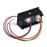 Volt Amp Meter Wiring Diagram For Led | Wiring Library   Digital Volt Amp Meter Wiring Diagram