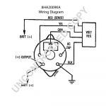 Volvo Motorola Alternator External Regulator Wiring Diagram | Wiring   Motorola Alternator Wiring Diagram