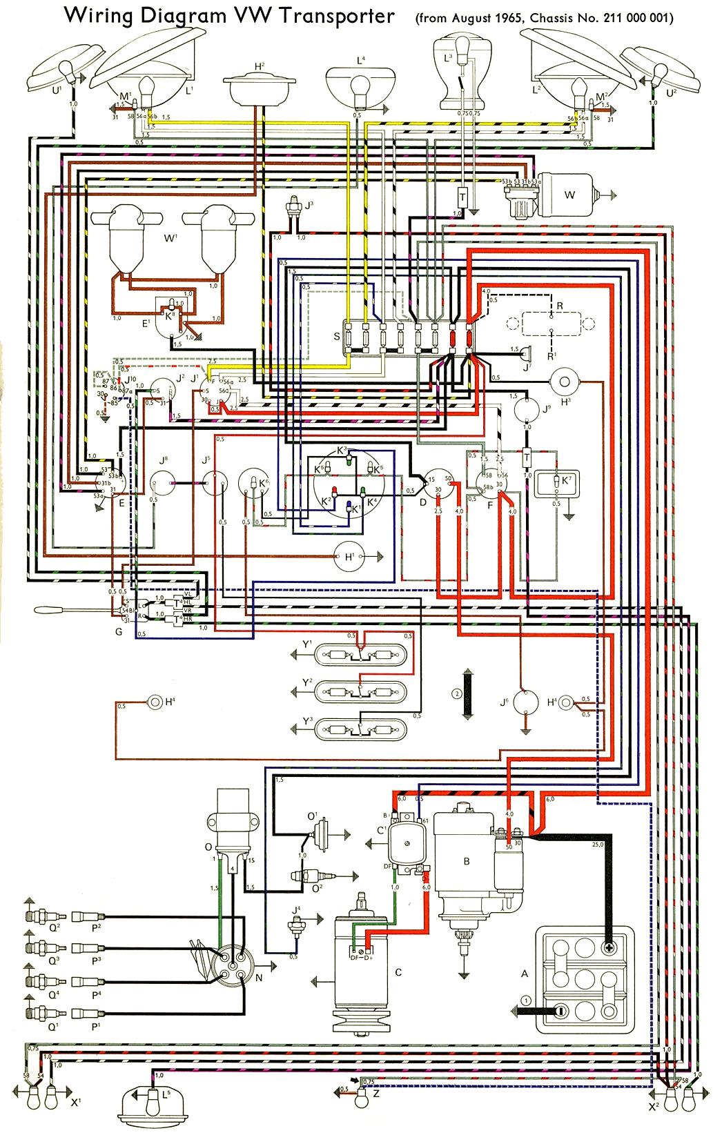 Vw Motor Wiring | Wiring Library - 4 Prong Trolling Motor Plug Wiring Diagram