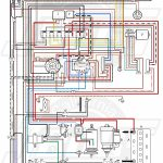 Vw Tech Article 1971 Wiring Diagram   Vw Wiring Diagram