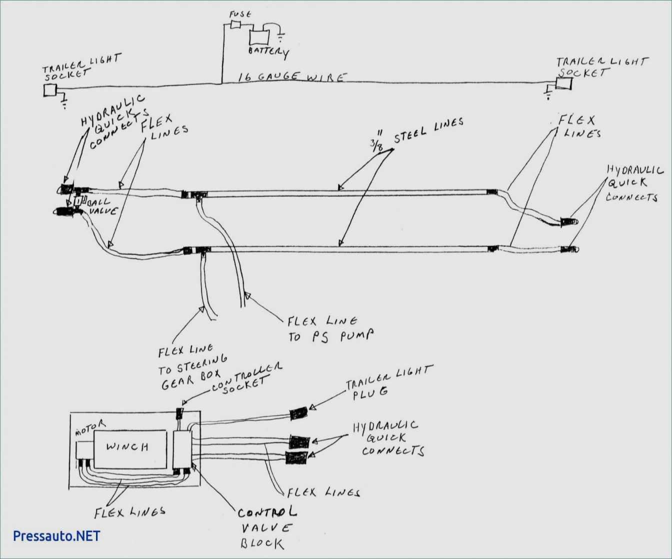 Warn Winch Wiring Diagram 75000 | Manual E-Books - Warn Winch Wiring Diagram