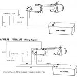 Warn Winch Wiring Diagram Solenoid At 62135 To Beautiful With At   Warn Winch Wiring Diagram Solenoid