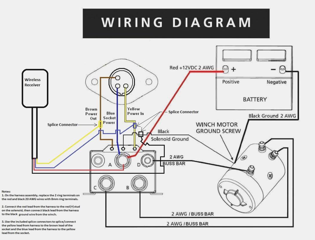 Warn Winch Wiring Diagram Solenoid | Manual E-Books - Warn Winch Wiring Diagram Solenoid