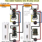 Water Heater Wire Diagram Inside   Solution Of Your Wiring Diagram   Electric Water Heater Wiring Diagram