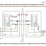 Way Switch Wiring Diagram Pdf Two Way Light Switch Diagram Staircase   2 Way Switch Wiring Diagram Pdf
