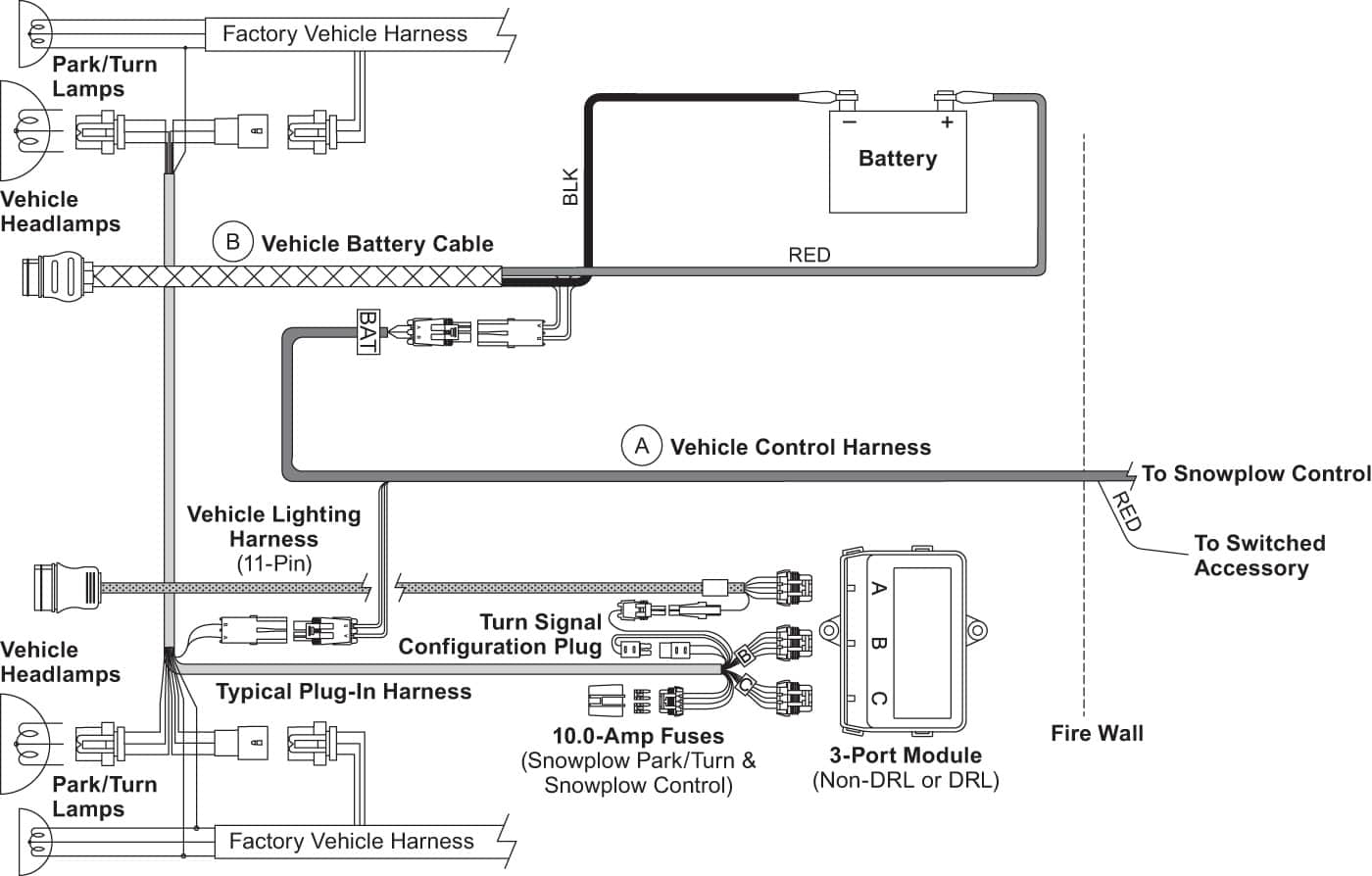 Western Plow Schematics - Data Wiring Diagram Schematic - Western Plow Solenoid Wiring Diagram