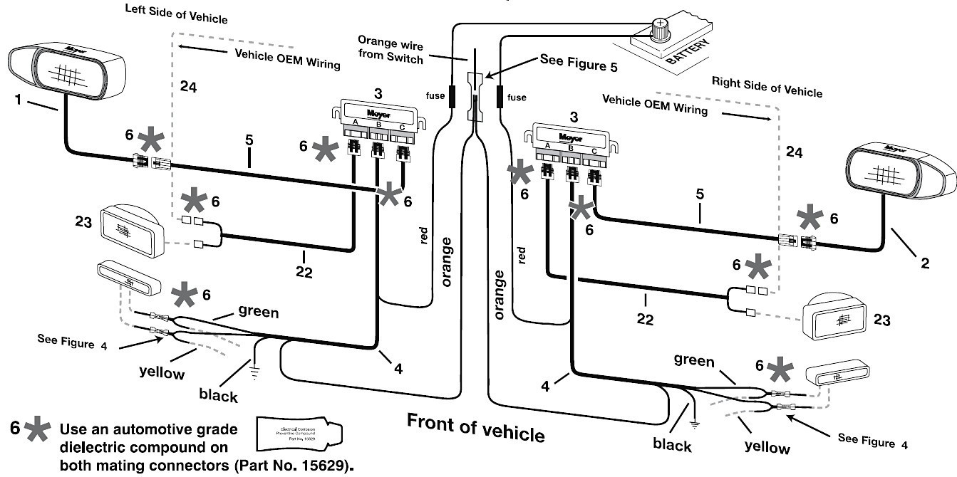 Western Plow Wiring Harness Diagram | Wiring Diagram - Western Plow Solenoid Wiring Diagram