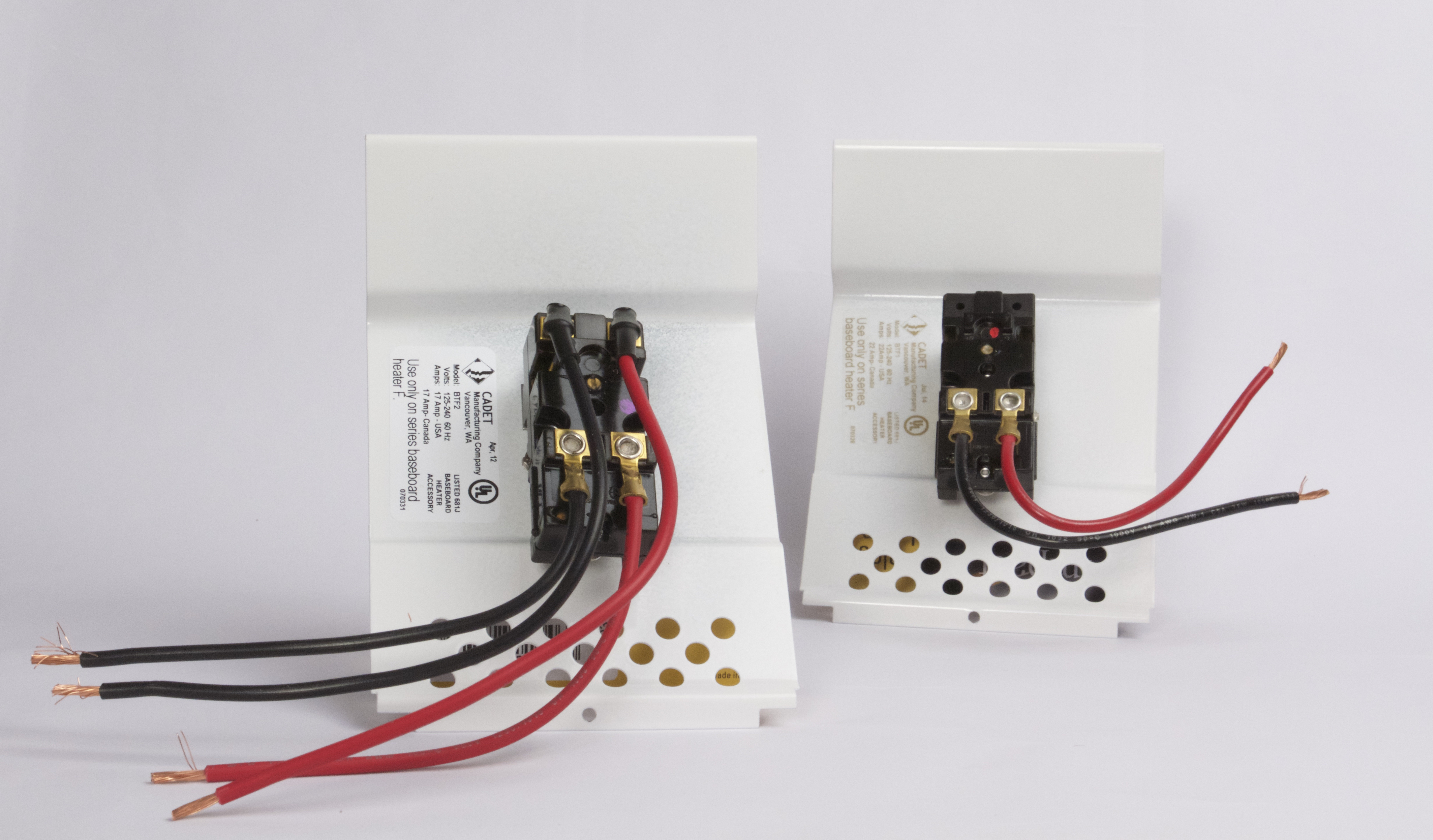 What's The Difference Between A Single And Double Pole Thermostat - Single Pole Thermostat Wiring Diagram