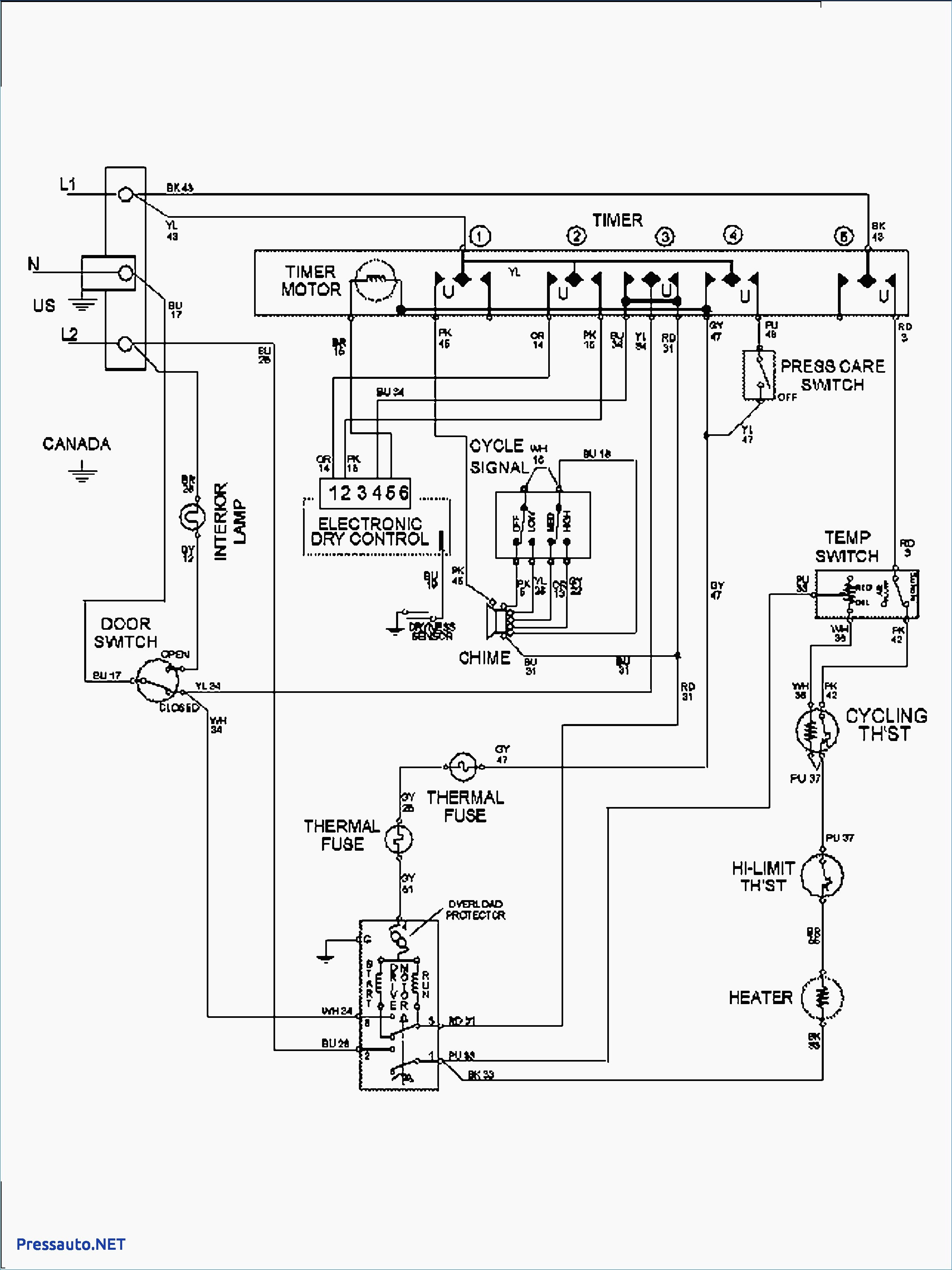 Whirlpool Dryer Plug Wiring Diagram | Releaseganji - Dryer Plug Wiring Diagram