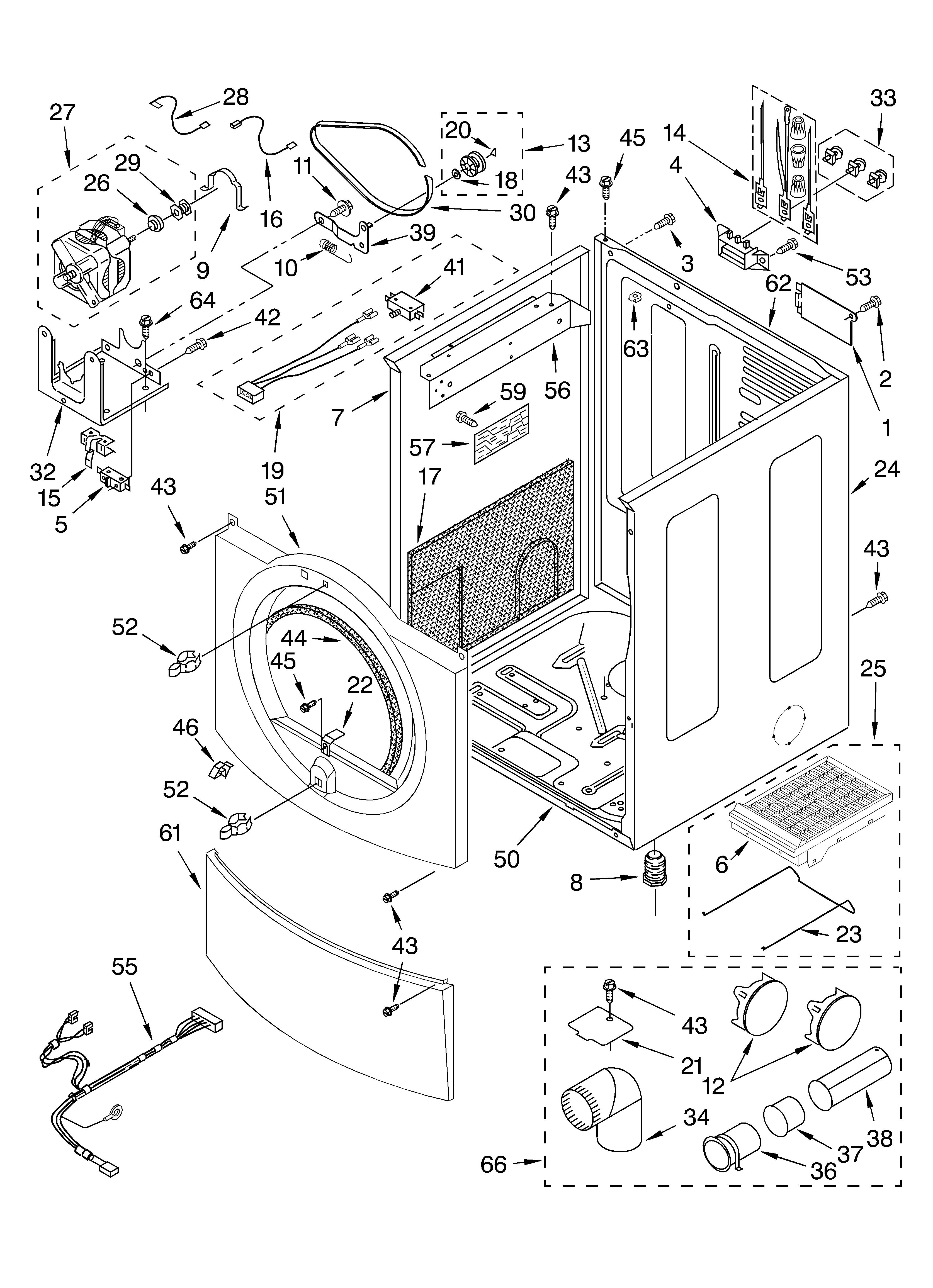 Whirlpool Dryer Wiring Diagram Manual | Wiring Diagram - Whirlpool Dryer Wiring Diagram