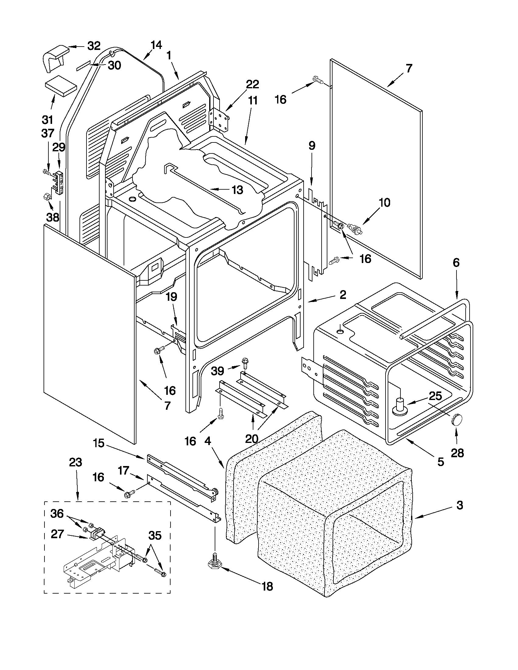 Whirlpool Gjsp84902 Free Standing - Electric Timer - Stove Clocks - Ge Dryer Wiring Diagram