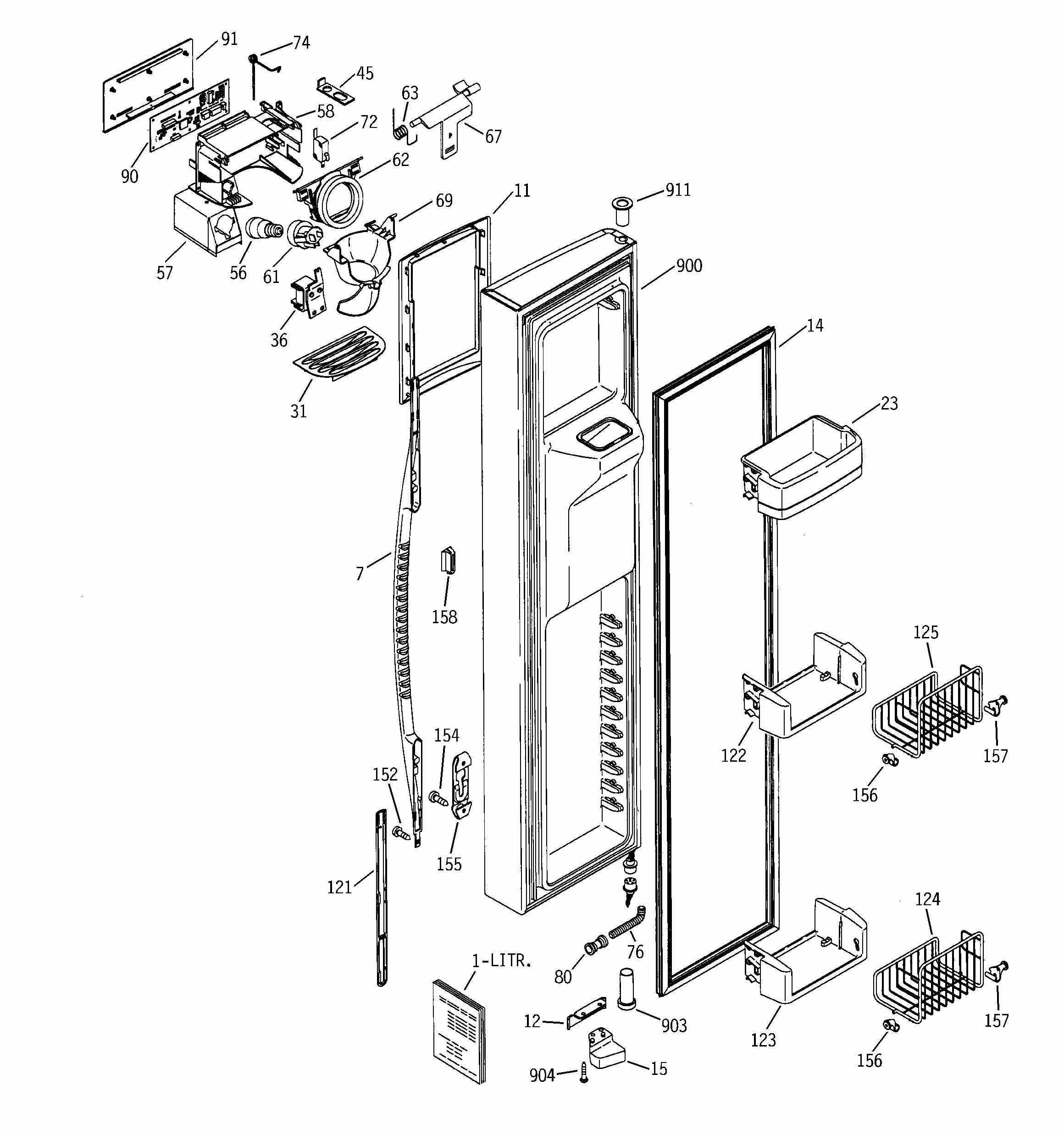 Whirlpool Gold Refrigerator Wiring Diagram - Trusted Wiring Diagram - Whirlpool Refrigerator Wiring Diagram